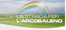 Logo La Strada per lArcobaleno