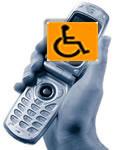 Cellulare per disabile