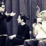 Anche l'occhio vuole: Spettacolo teatrale il 30 Aprile 2012 a Bologna