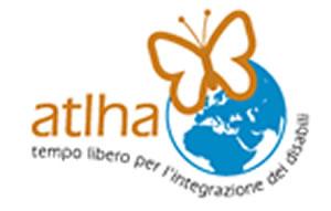 Logo Atlha (Tempo Libero per l�integrazione dei disabili)