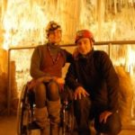 La storia di Paola prima disabile che ha raggiunto la Grotta Bianca
