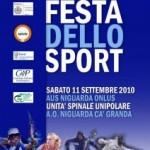 AUS Niguarda Onlus ospita la Festa dello Sport