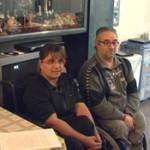 Aiutiamo: Gianna e Gianni Tempesta.