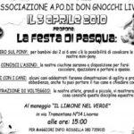 Il 03 Aprile 2010 al Centro A.Po.Di Don Gnocchi di Livorno si svolgerà una manifestazione equestre aperta a tutti i bambini