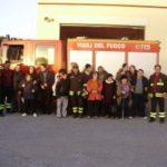 Anffas Onlus: I ragazzi hanno svolto il laboratorio escursioni presso i Vigili del Fuoco di Modica e Provinciale