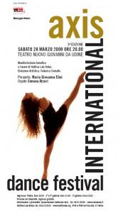 Axis International Dance Festival