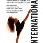 """Simona Atzori ha danzato con Roberto Bolle il """"Principe del Balletto"""""""
