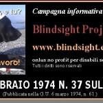 La Blindsight Project diffonde la Campagna sul Cane Guida