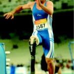 La Storia di Daniele Bonacini Disabile che costruisce piedi da corsa per diversamente abili