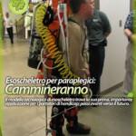 Esoscheletro per paraplegici