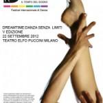 22 settembre 2012: Torna a Milano la V edizione del Festival Dreamtime, danza senza limiti