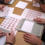 """Museo Tattile Omero: Il 20 febbraio 2011 """"A Lezione di Braille sui banchi di … Museo"""""""
