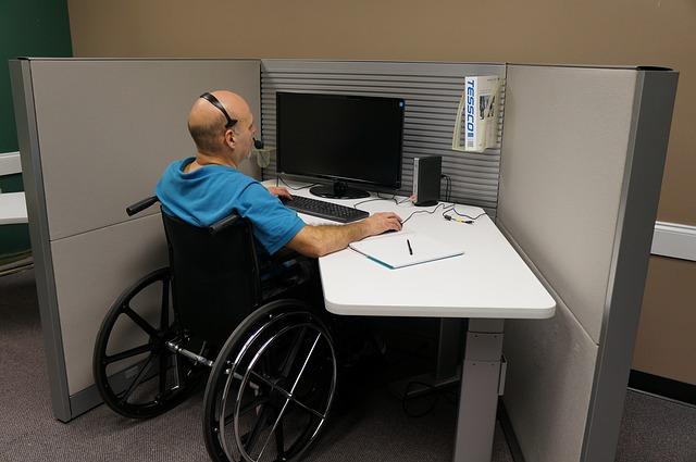 lavoro disabile