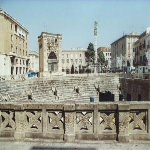 Anfiteatro di Lecce