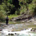 Pescara : E' stato organizzato un corso di pesca per non vedenti