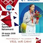 XI° Meeting Rari Nantes Bergamo: Gara di nuoto per atleti disabili e normodotati il 28 e 29 Marzo a Bergamo