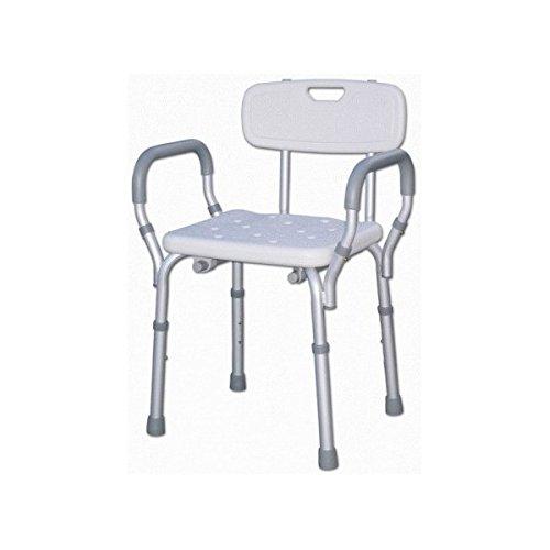 sedia doccia per anziani e disabili