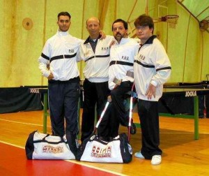 Squadra Tennis Tavolo PHB