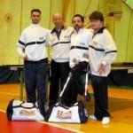 Campionato Provinciale CSI Tennis Tavolo il 10 Maggio a Lachiarella (MI)