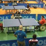 A Genova si sono svolti i Campionati Europei di Tennis Tavolo per Disabili