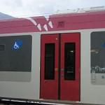 Odissea nelle stazioni ferroviarie per prendere un treno quando si è su una carrozza elettrica